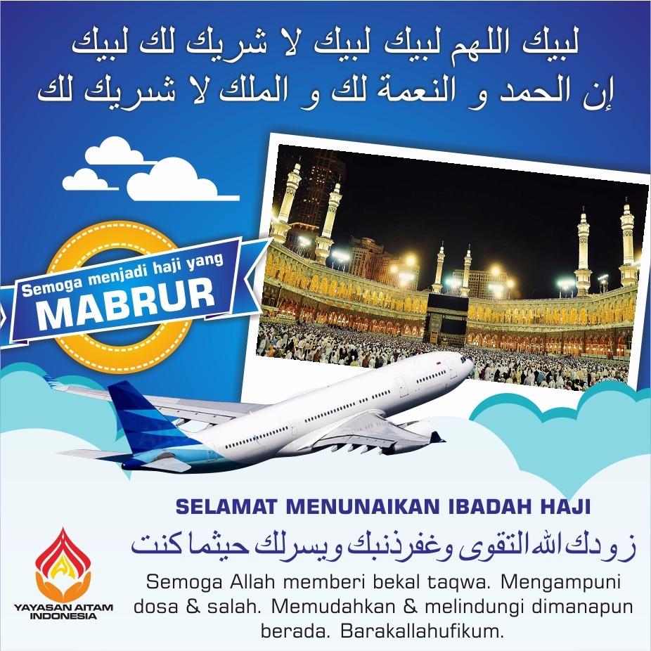 Selamat Menunaikan Ibadah Haji