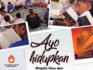 Ayo hidupkan Madrasatul Qur'an