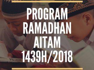 Jadikan Ramadhan Berkah dengan Tilawah dan Sedekah (1)